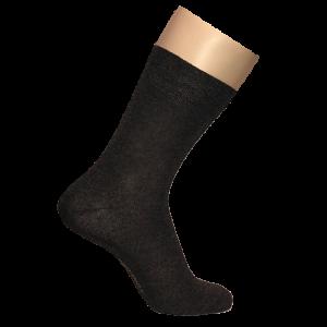Mørkegrå sokker